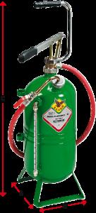Dimensions-manual-oil-dispenser-Permex-Raasm