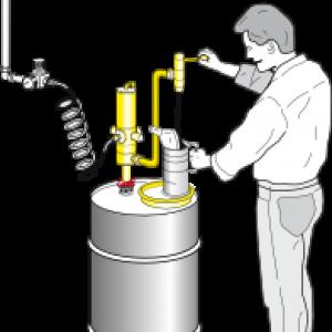 Detail-drum-pump-oil-tap-Permex-Raasm