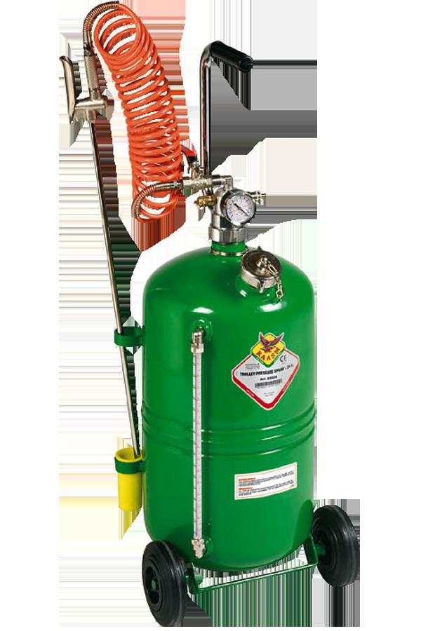 RL22024 – Raasm 24l Pressure Sprayer in Painted Steel