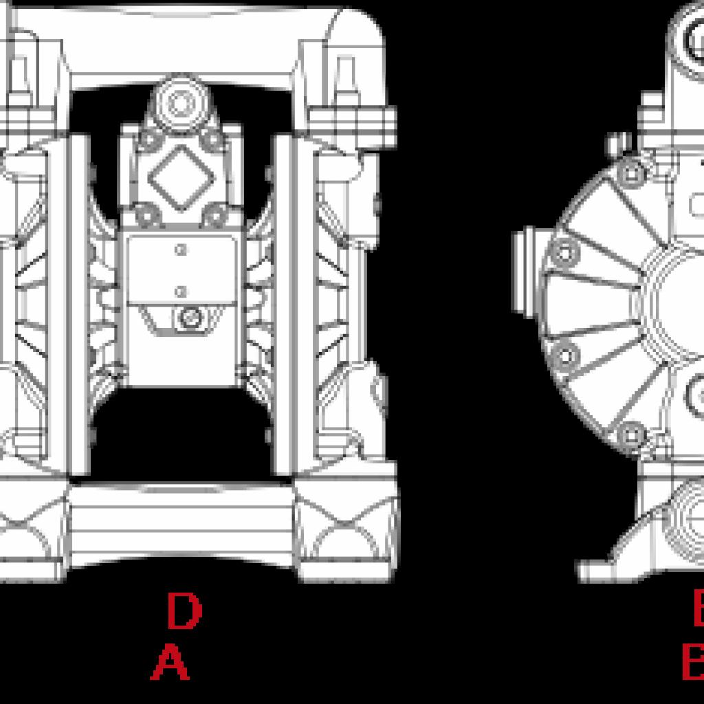 diaphragm-pump-dimensions